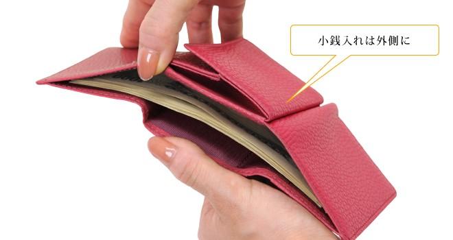 ベッカー極小財布 BECKER ミニ財布 サイフ ボックス型小銭入れ