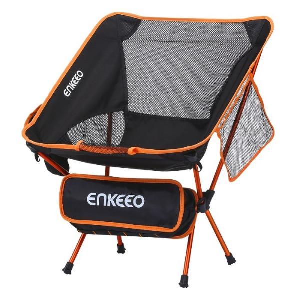 アウトドアチェア 折りたたみ 軽量 椅子 コンパクト 耐荷重150kg  釣り 天体観測 キャンプ 防水 滑り止め 収納袋付き 新春セール enkeeo|luxwell|13