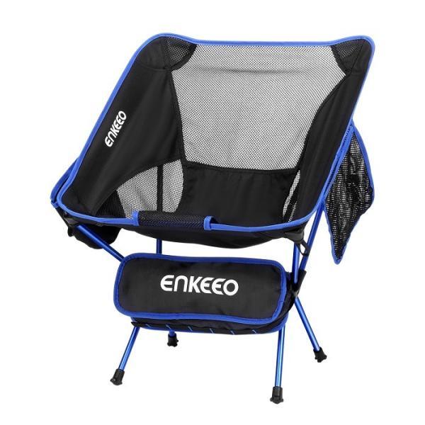 アウトドアチェア 折りたたみ 軽量 椅子 コンパクト 耐荷重150kg  釣り 天体観測 キャンプ 防水 滑り止め 収納袋付き 新春セール enkeeo|luxwell|14