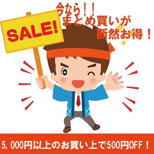 おまとめ買い「500円OFF」クーポン