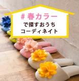 春カラー特集