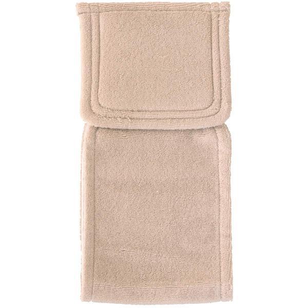 トイレットペーパーホルダーカバー 乾度良好  (かんどりょうこう)  Dナチュレ  (トイレカバー トイレットペーパー 無地 おしゃれ)  オカ m-rug 15