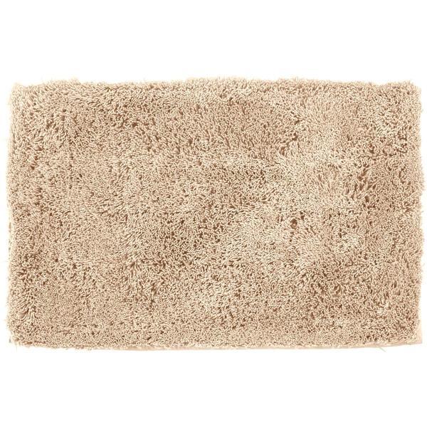 バスマット 吸水 速乾 乾度良好  (かんどりょうこう)  バスマット Dナチュレ 約36×55cm  (おしゃれ 足ふきマット お風呂 洗濯可 無地 ふかふか)  オカ m-rug 23