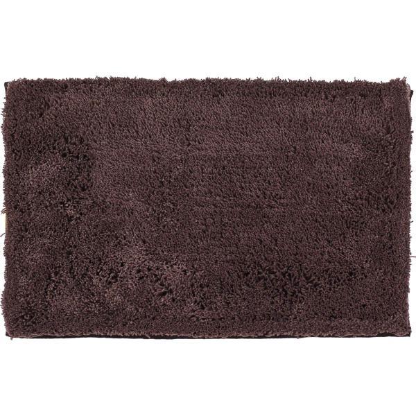 バスマット 吸水 速乾 乾度良好  (かんどりょうこう)  バスマット Dナチュレ 約36×55cm  (おしゃれ 足ふきマット お風呂 洗濯可 無地 ふかふか)  オカ m-rug 25