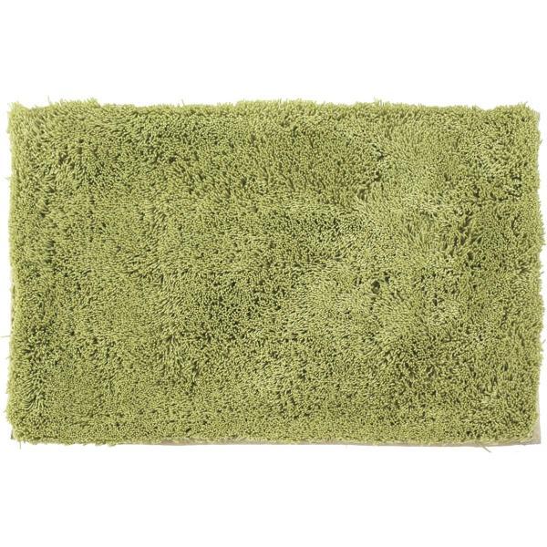 バスマット 吸水 速乾 乾度良好  (かんどりょうこう)  バスマット Dナチュレ 約36×55cm  (おしゃれ 足ふきマット お風呂 洗濯可 無地 ふかふか)  オカ m-rug 22