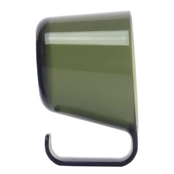 PLYS base(プリスベイス)タンブラー (プラスチック 歯磨きコップ うがいコップ 歯磨き はみがき 割れない 水が切れる 取っ手 子供) 新生活 m-rug 16