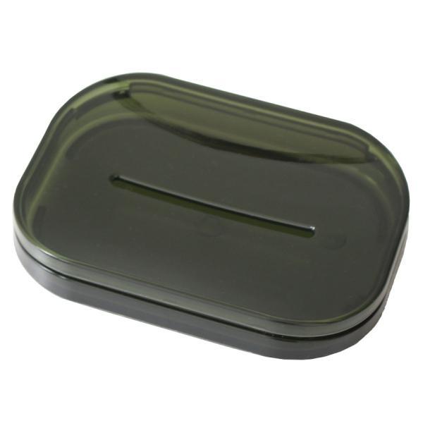 ソープディッシュ PLYS base(プリスベイス)ソープディッシュ 石けん置き 石鹸 固形石鹸 おしゃれ クリア 洗える|m-rug|09