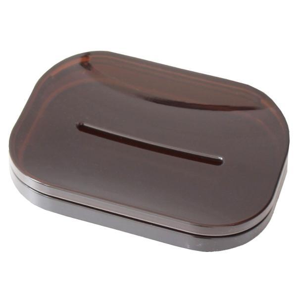 ソープディッシュ PLYS base(プリスベイス)ソープディッシュ 石けん置き 石鹸 固形石鹸 おしゃれ クリア 洗える|m-rug|11
