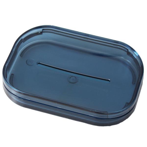 ソープディッシュ PLYS base(プリスベイス)ソープディッシュ 石けん置き 石鹸 固形石鹸 おしゃれ クリア 洗える|m-rug|08