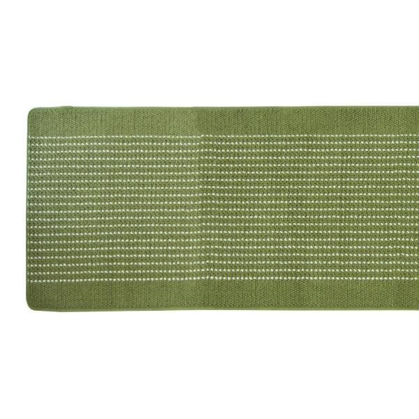 ワイド キッチンマット 約252cm×60cm 優踏生(ゆうとうせい) 洗いやすいキッチンマット(ロング 洗える おしゃれ) オカ m-rug 20