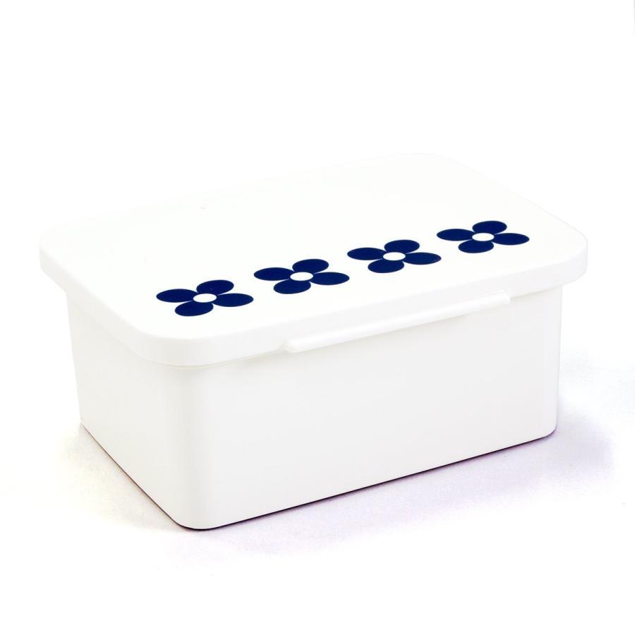 お掃除クロスケース  (北欧風 トイレ シート つめかえ 割れにくい 掃除道具入れ)  フルール オカ|m-rug|07