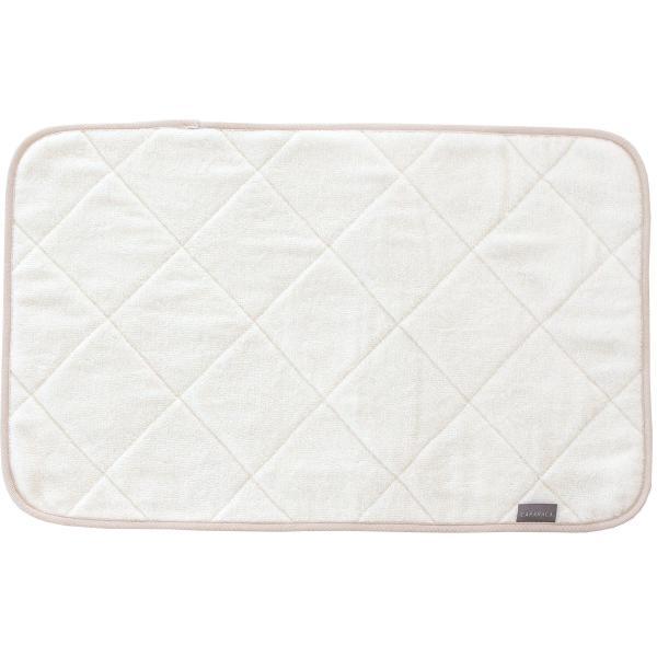 バスマット PLYS CARARACA (カララカ)  約35×60cm (タオル地 乾度良好 かんどりょうこう 洗える おしゃれ 吸水 速乾 無地 ふわふわ モダン)|m-rug|15