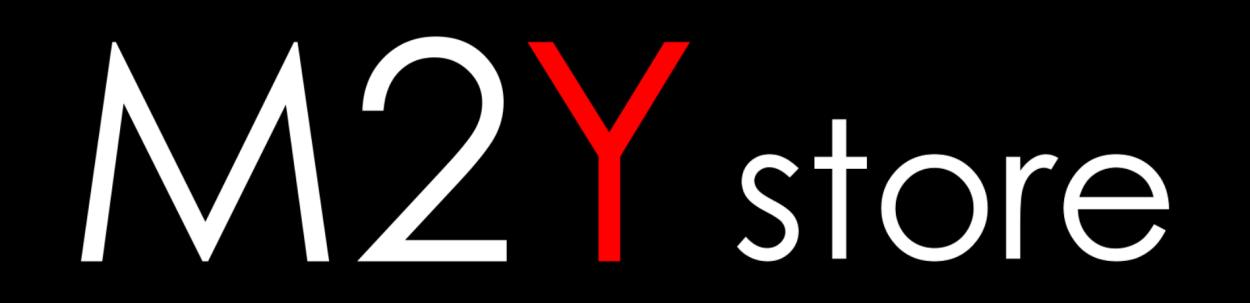 M2Y ヤフー店 ロゴ