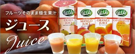 フルーツそのまま極生果汁 ジュース