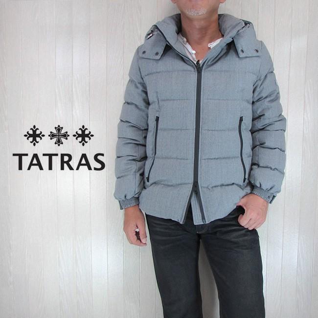 TATRAS タトラス ダウンジャケット メンズ アウター ダウン ブルゾン ジャケット