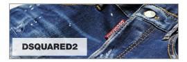 ディースクエアード DSQUARED2 デニム ジーンズ メンズ ジーパン ボトムス ボタンフライ