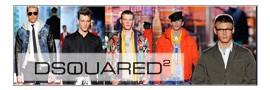 DSQUARED2 ディースクエアード デニム ジャケット ブルゾン/Gジャン インディゴ ウォッシュ加工 アウター
