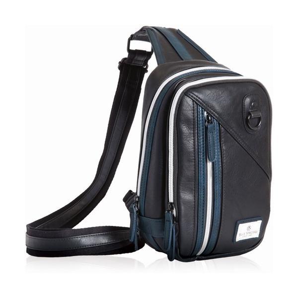 ボディバッグ メンズ ショルダーバッグ 斜めがけ バック 小さめ 大容量 革 ブランド RFIDスキミング防止 ポイント消化 magokoroya-yahuu 23