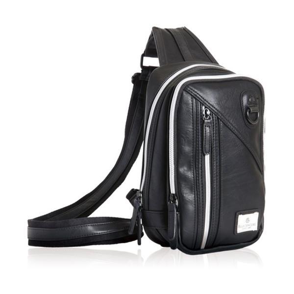 ボディバッグ メンズ ショルダーバッグ 斜めがけ バック 小さめ 大容量 革 ブランド RFIDスキミング防止 ポイント消化 magokoroya-yahuu 21