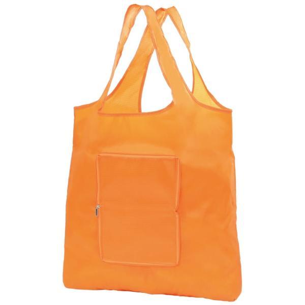 エコバッグ おしゃれ 折り畳み 買い物バッグ コンビニ 折りたたみ コンパクト ナイロン トート型 ドット柄 撥水 ポイント消化|magokoroya-yahuu|25