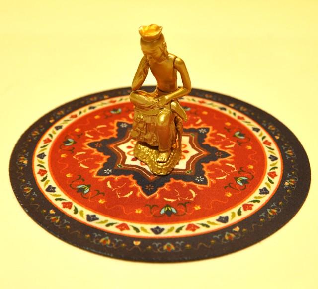 ペルシャ絨毯調マウスパッド