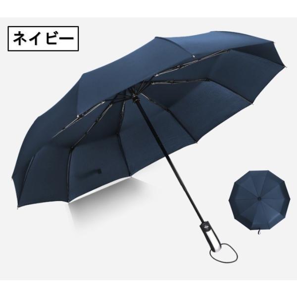 折りたたみ傘 折り畳み傘 ワンタッチ 自動開閉 撥水加工 丈夫 大きい 晴雨兼用 メンズ レディース maiduruhonpo 11