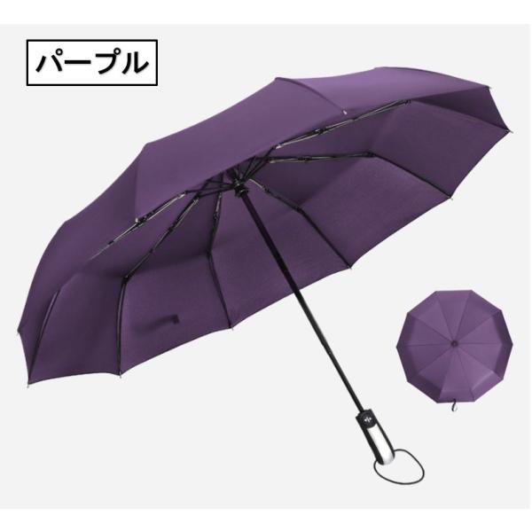 折りたたみ傘 折り畳み傘 ワンタッチ 自動開閉 撥水加工 丈夫 大きい 晴雨兼用 メンズ レディース maiduruhonpo 14