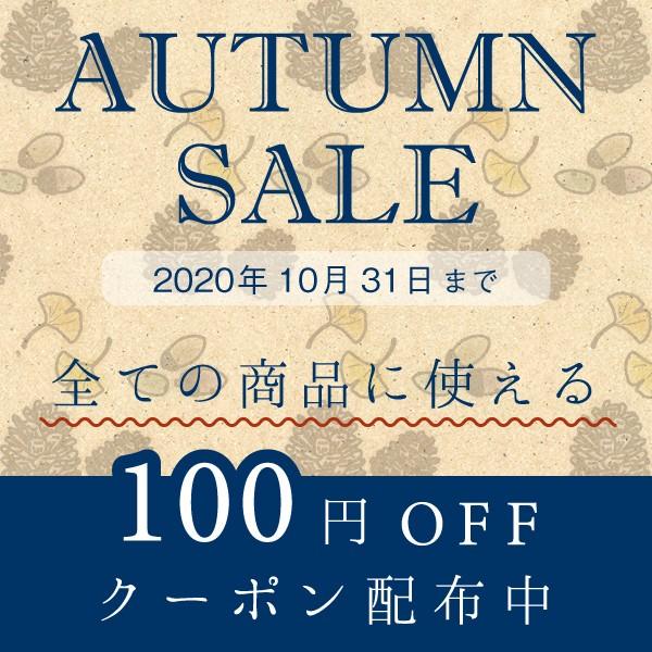 【期間限定】当店全品対象100円OFFクーポン【オータムセール開催中】