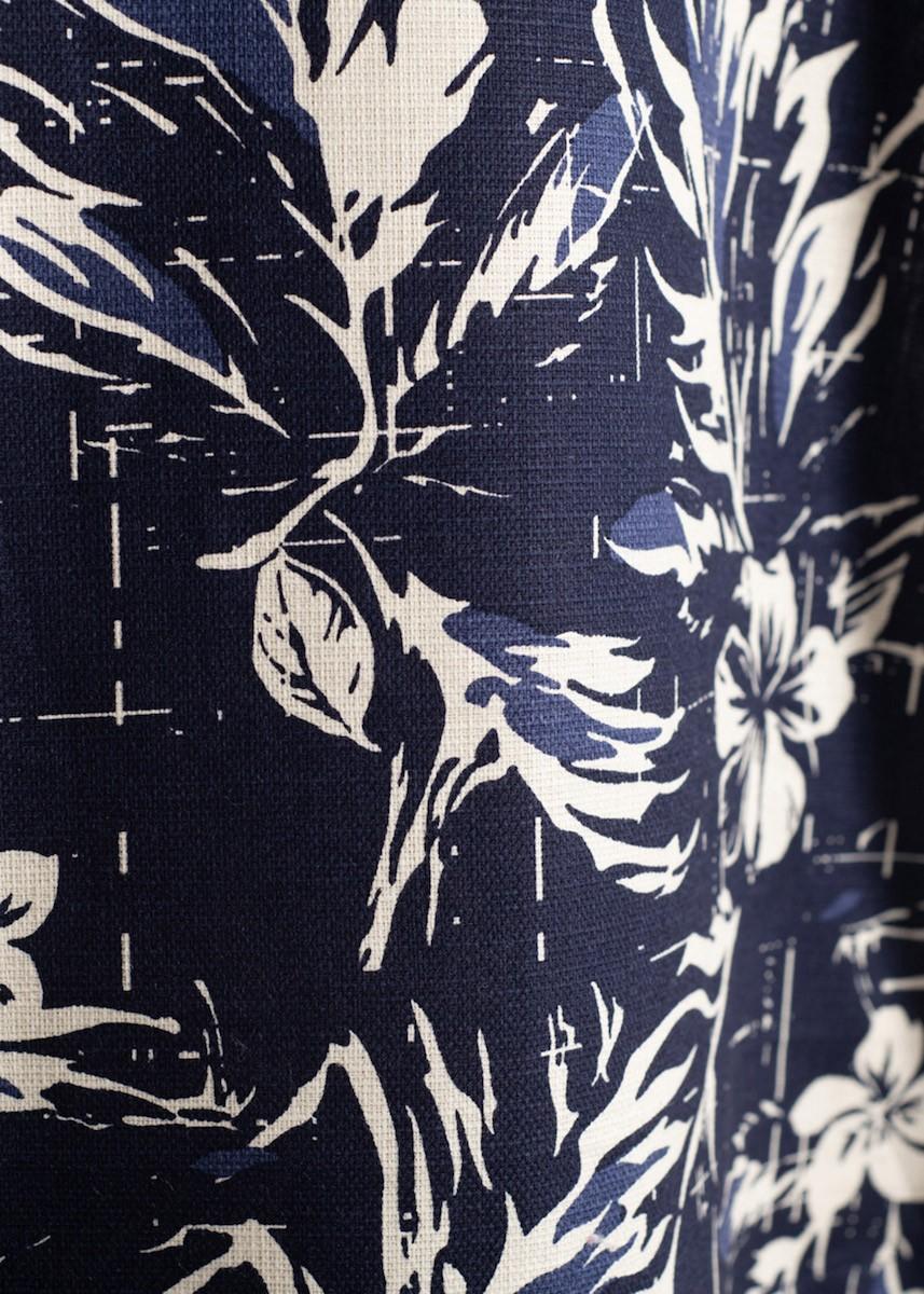 かりゆしウェア アロハシャツ かりゆし 結婚式 MAJUN マジュン ミッドサマーブーケ(キッズワンピース)