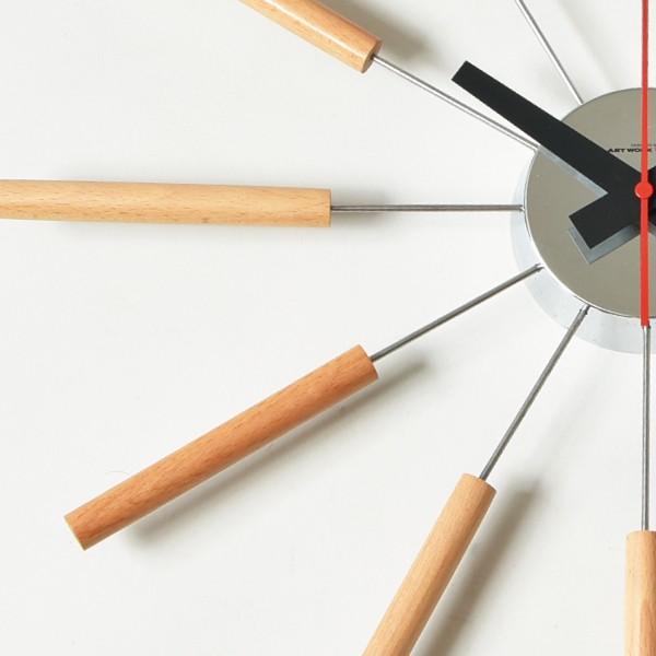 アートワークスタジオ Atras 壁掛け時計