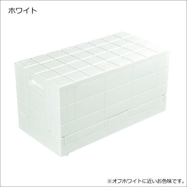 収納ボックス 収納ケース フタ付き おしゃれ 屋外 プラスチック アイデア コンテナボックス アウトドア用品 本収納 書類整理ケース ( グリッドコンテナー )|mamachi|17