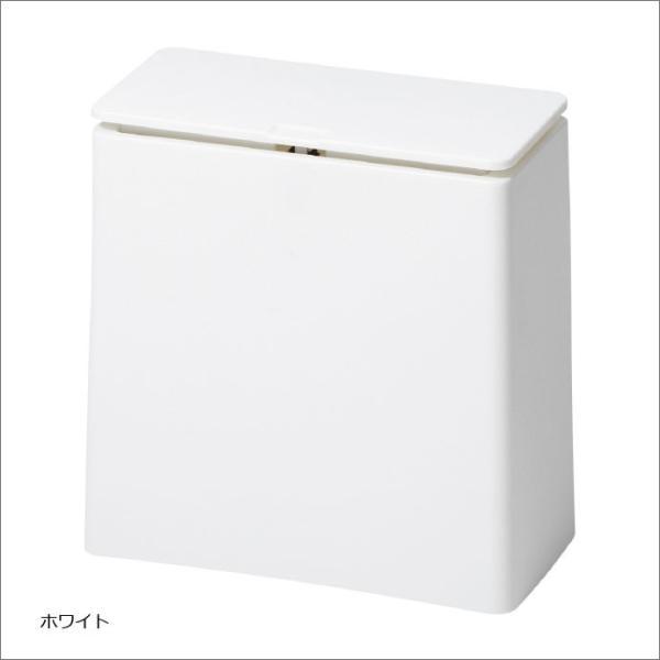 ゴミ箱 おしゃれ キッチン用 スリム リビング用 蓋付き フタ付き ダストボックス ごみ箱 トイレ用 生ゴミ ( ideaco TUBELOR mini flap チューブラー )|mamachi|11