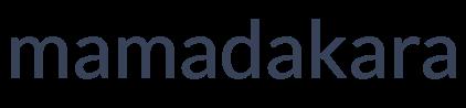 ママダカラ ロゴ