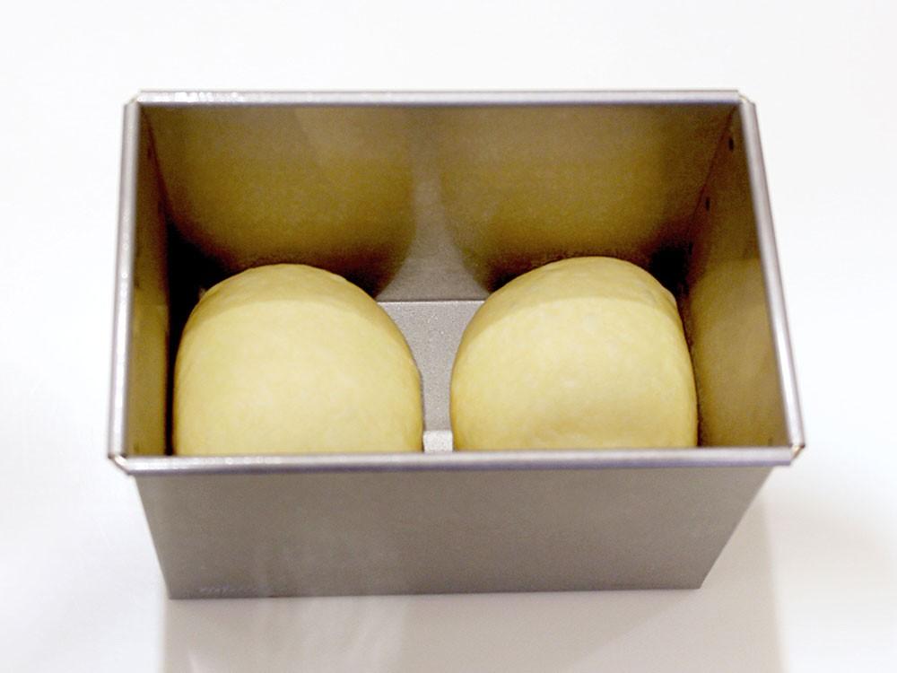 春よ恋ブレンドの山食パン ~とかち野酵母使用~