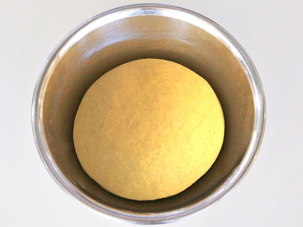 フロアタイム(一次発酵)