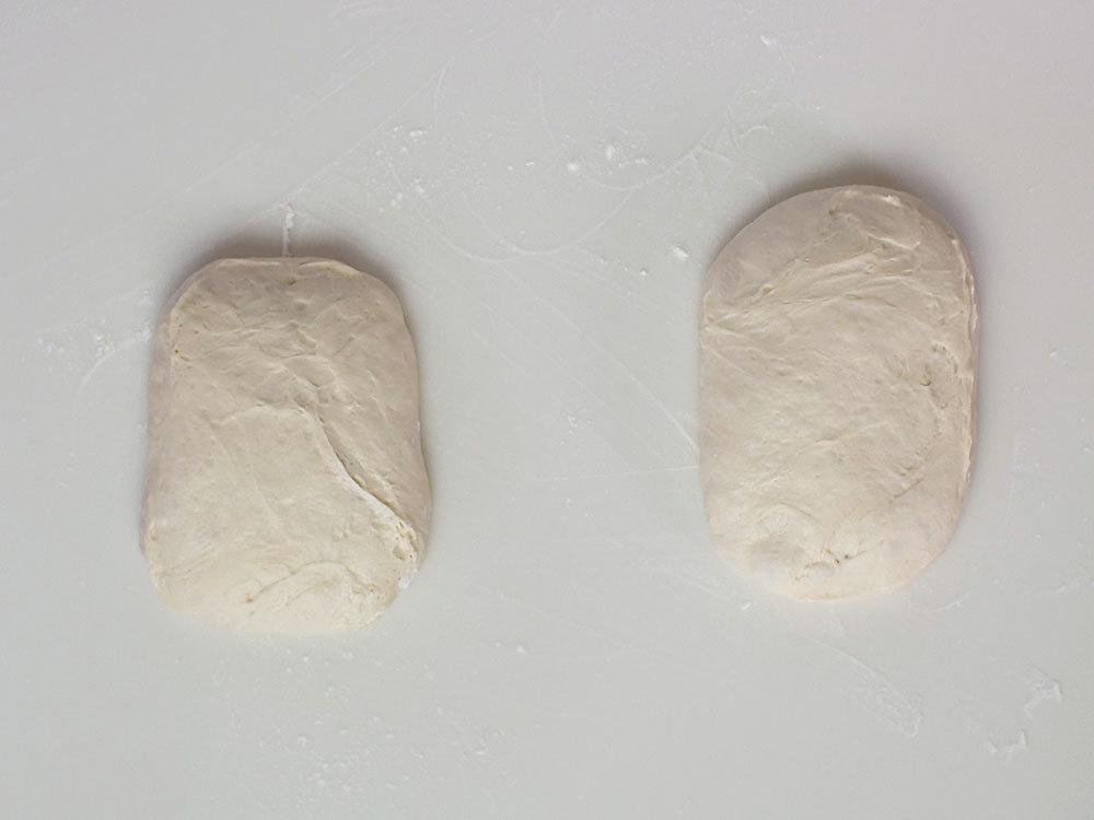 プレミアム7で作るプティバタール ~冷蔵長時間発酵法