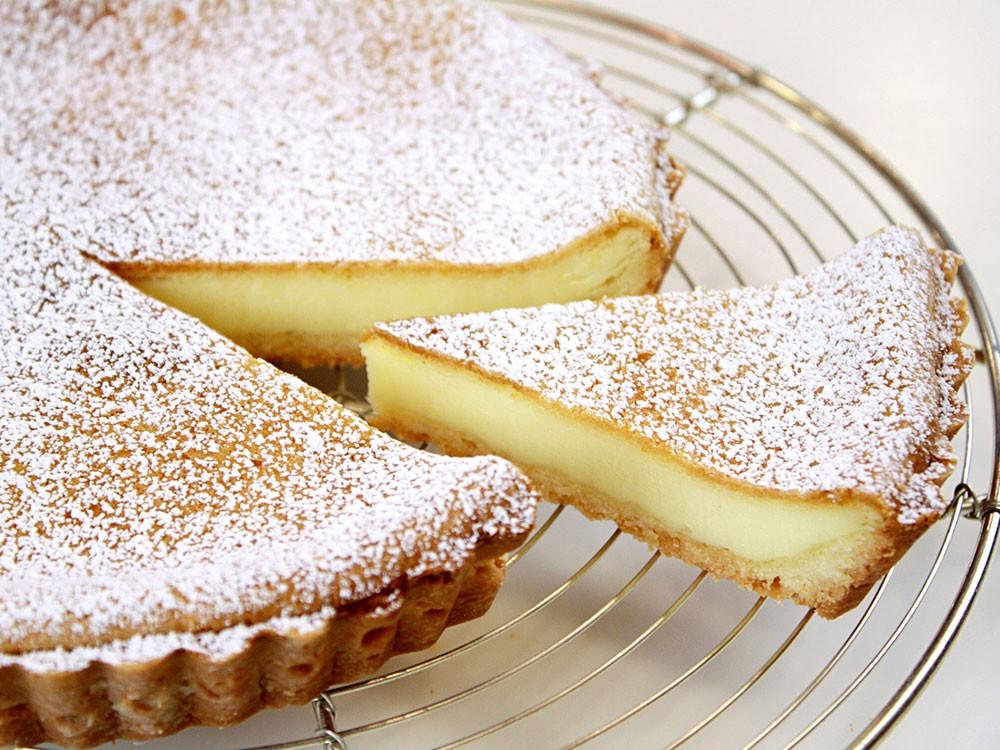 フィラデルフィアクリームチーズで作るベイクドチーズケーキ