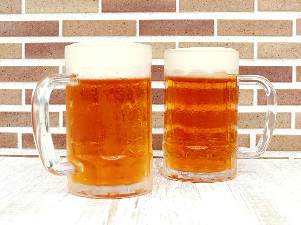 ビール風リンゴゼリー