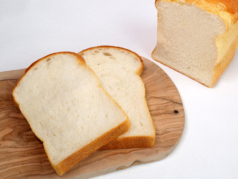 プレミアム7で作る高加水食パン~ポーリッシュ種~