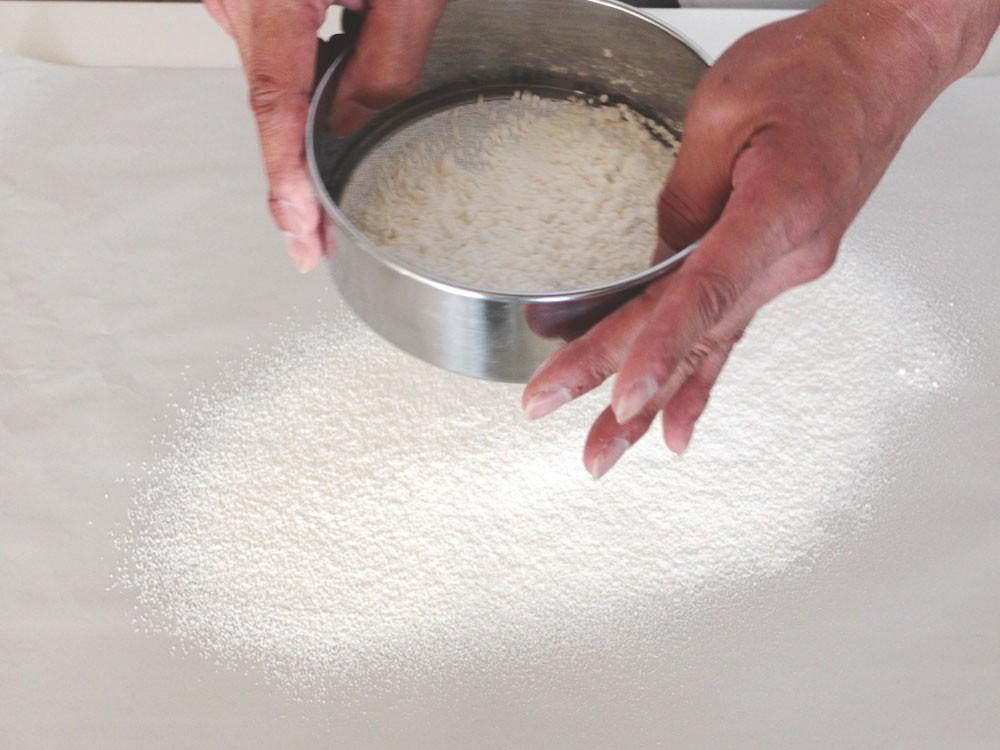 基本のKEY 蒸しパン