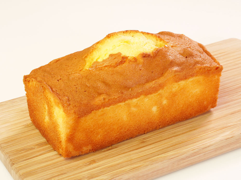 滋賀県産小麦 淡海人(あみんちゅ)を使ったバターケーキ