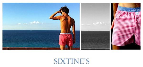 SIXTINE'Sページ