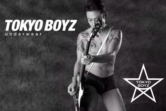 TOKYO BOYZ TOP