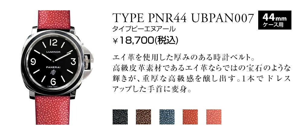 TYPE PNR44 UBPAN007