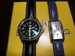 時計ベルトをモレラートのPLUSに交換したブライトリング・スーパーオーシャン・プロフェッショナル