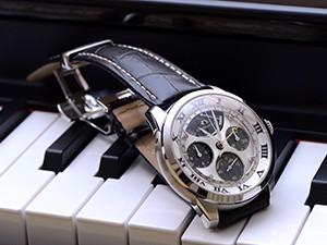 時計ベルトをモレラートのPLUSに交換したシチズン カンパノラCTY57-1212