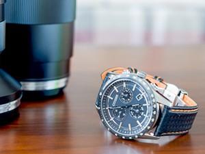 時計ベルトをモレラートのバイキングに交換したシチズンコレクションMENS-エコ・ドライブBL5495-05E