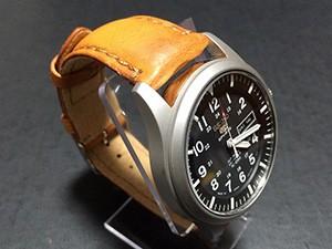 時計ベルトをモレラートのドランに交換したSEIKO 5 Sports