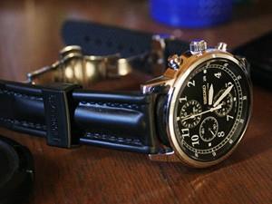 時計ベルトをCAYMAN(ケイマン) /に交換したSEIKO SNDC33