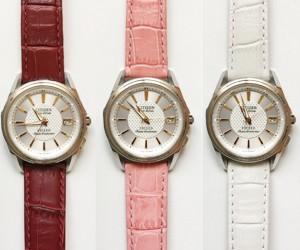 時計ベルトをBOLLEに交換したシチズンエクシード CITIZEN EXCEED